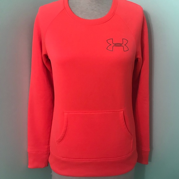 Under Armour Tops Loose Fit Cold Gear Sweatshirt Poshmark